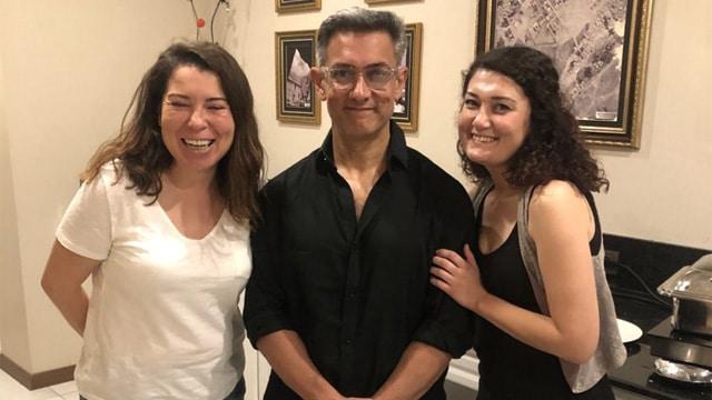 Aamir Khan yeni filmi için Türkiye'de! Niğde Çamardı'da film çekecek!
