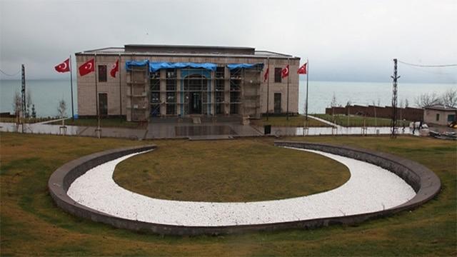 Ahlat Cumhurbaşkanlığı Sarayı Tamamlandı! İşte Muazzam Yeni Saray