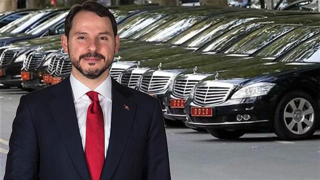 Berat Albayrak'a göre vatandaşın BMW ve Mercedes'le ne işi var
