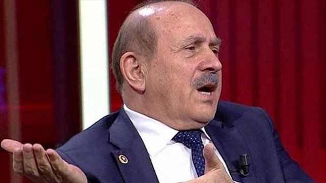 Ak Parti milletvekili Burhan Kuzu