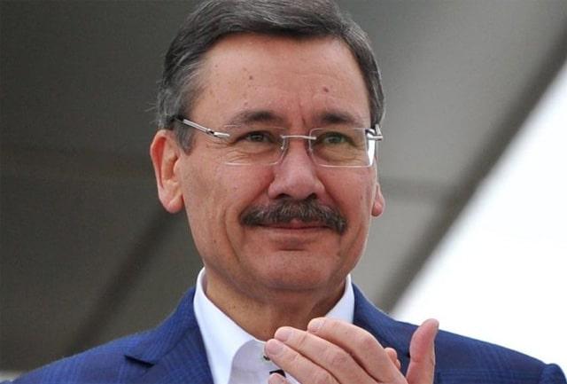 Ankara Büyükşehir Belediyesi eski Başkanı Melih Gökçek