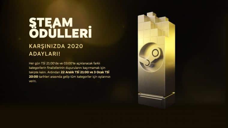2020 Steam Ödülleri adayları açıklandı