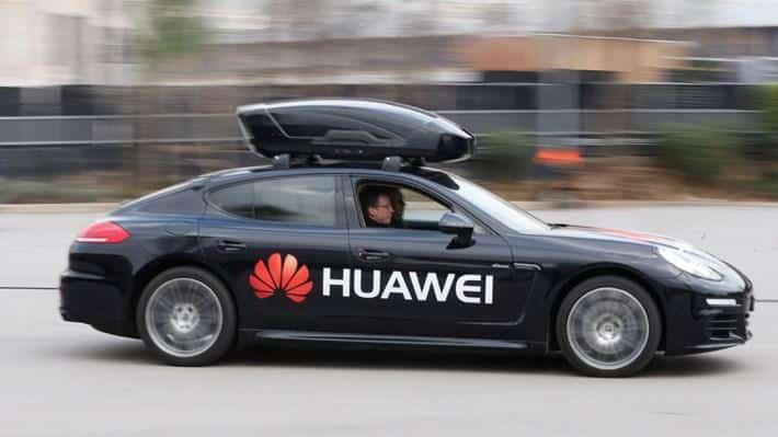 Huawei HiCar akıllı araç ekranı ortaya çıktı