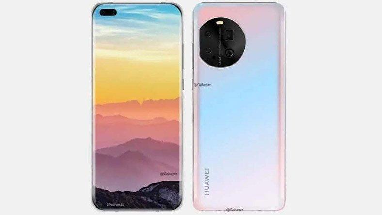 Huawei P50, HarmonyOS ile Gelen İlk Akıllı Telefon Olabilir