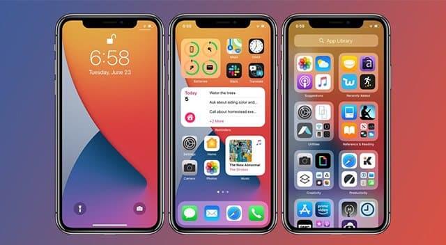 iOS 14 Kullanım Oranı Açıklandı