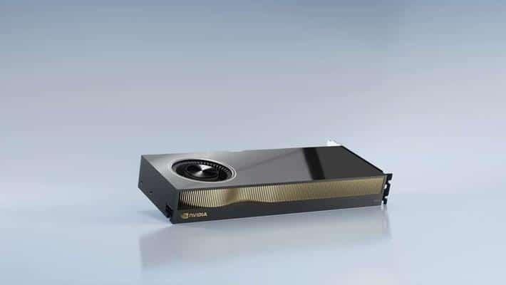 Nvidia RTX A6000 duyuruldu: Son kullanıcıda en süratli Ampere kartı