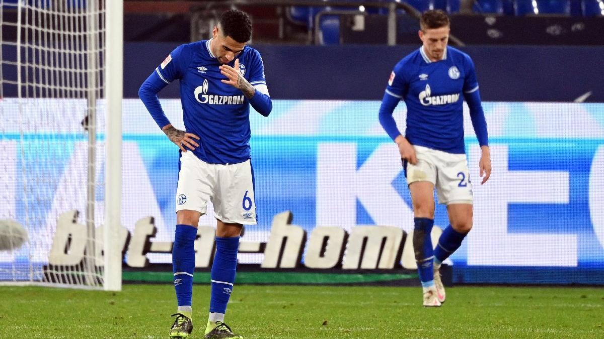 Schalke'nin kâbus yılı 2020! Yeniden kazanamadılar ve seri 28 maça çıktı…