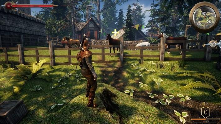 Türk imali açık dünya oyunu Animal Rescuer, 22 Aralık'ta Steam'de yayınlanacak