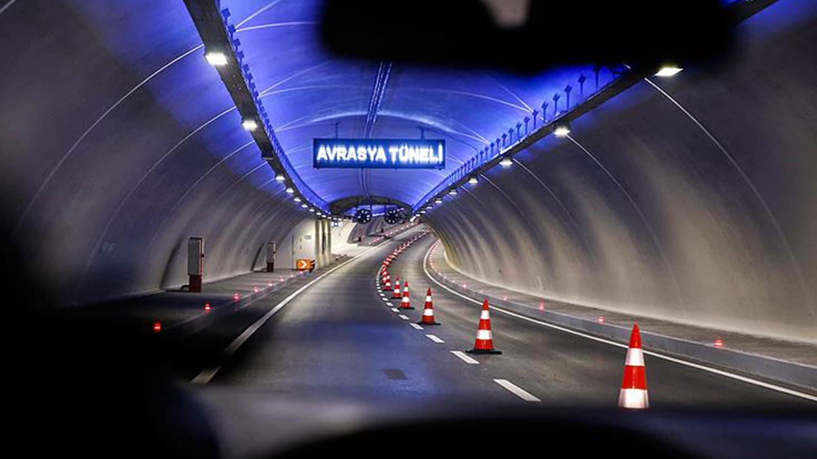 Avrasya Tüneli'nde Otomobil Geçiş Ücreti 46 Liraya Çıktı